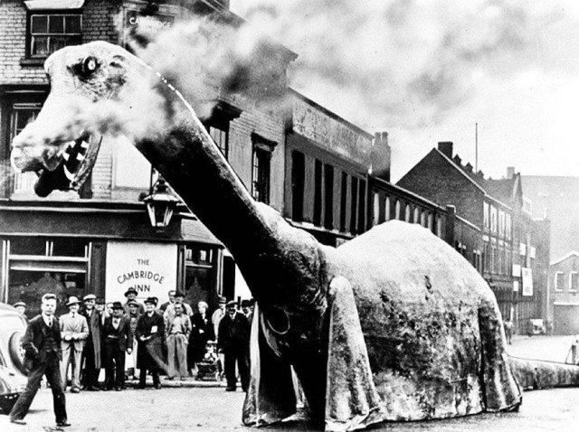 Редкие исторические фото из прошлого