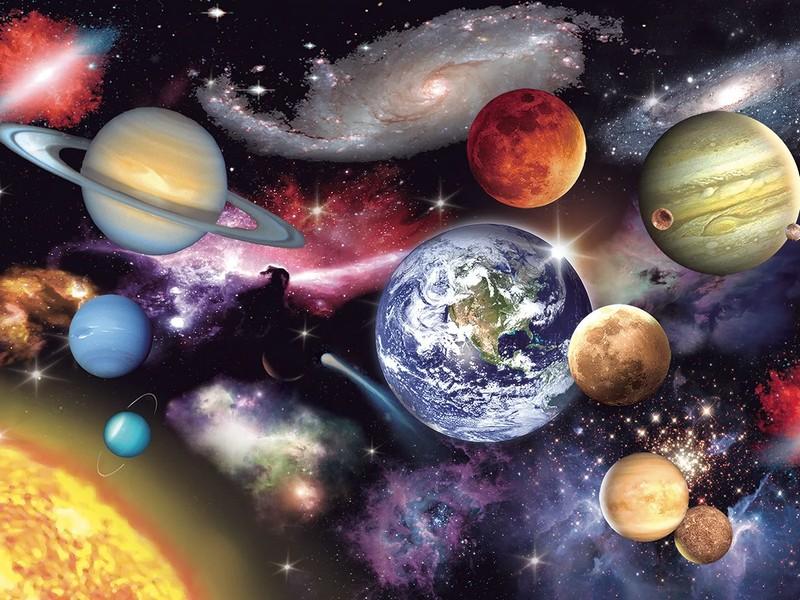 Странные и необычные факты о Солнечной системе