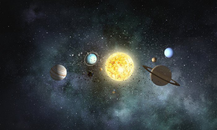 Где находится настоящий край Солнечной системы?