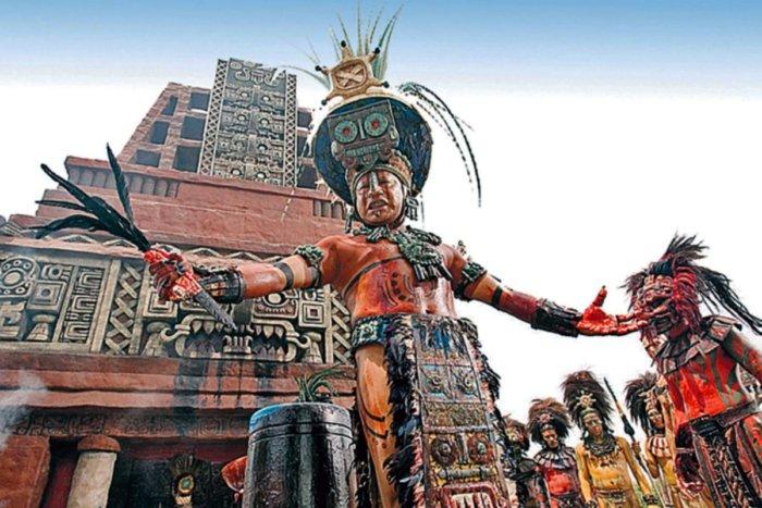 Каким должен был быть конец света по легенде майя в 2012 году