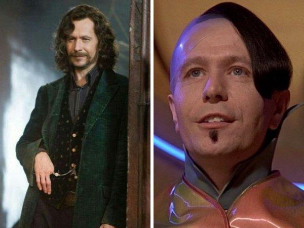 Многогранные актеры, которые сыграли роли очень разных персонажей