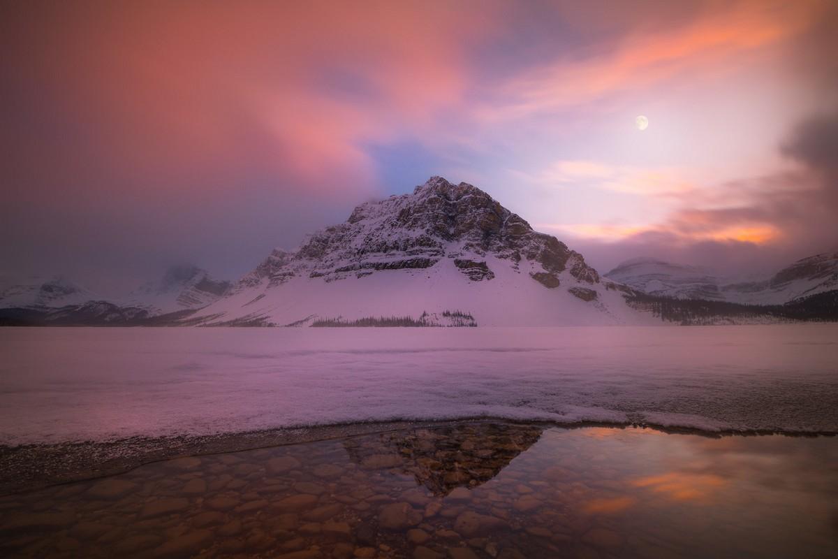 Природные пейзажи на снимках Перри Шелат