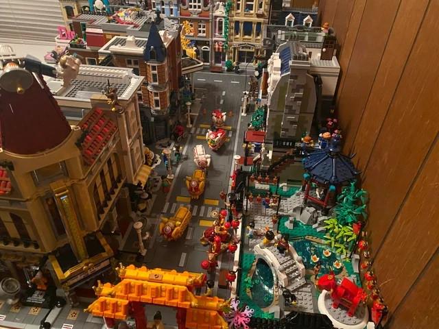 Самые разнообразные поделки от любителей LEGO