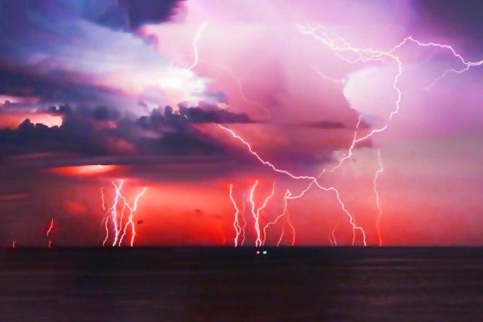 Удивительное место на нашей планете, где безостановочно бьют молнии