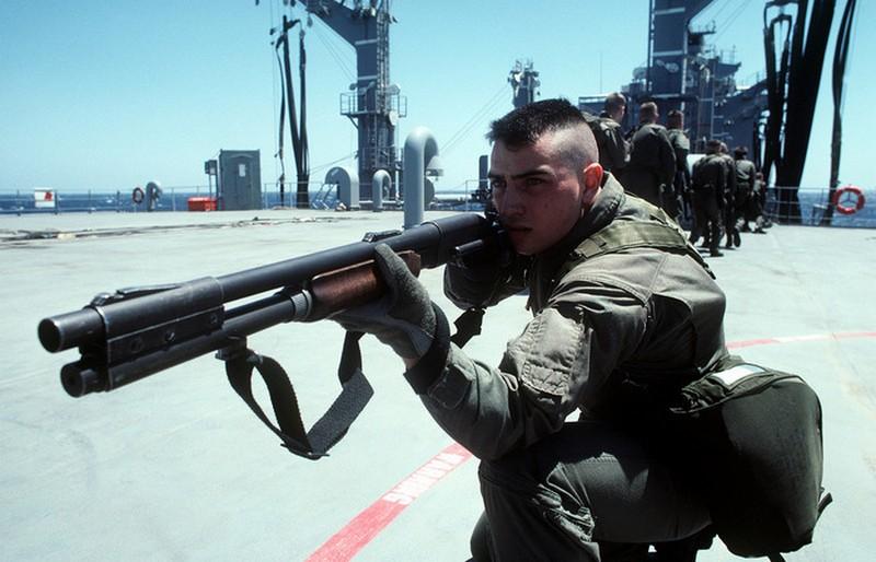 Виды оружия, которым американцы отдают предпочтение