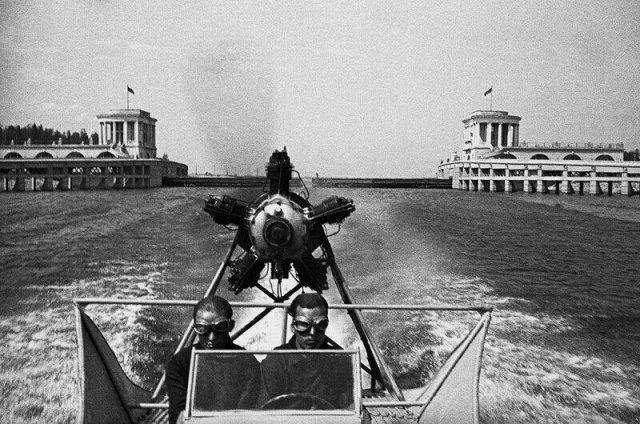 Интересные снимки различной техники времен СССР