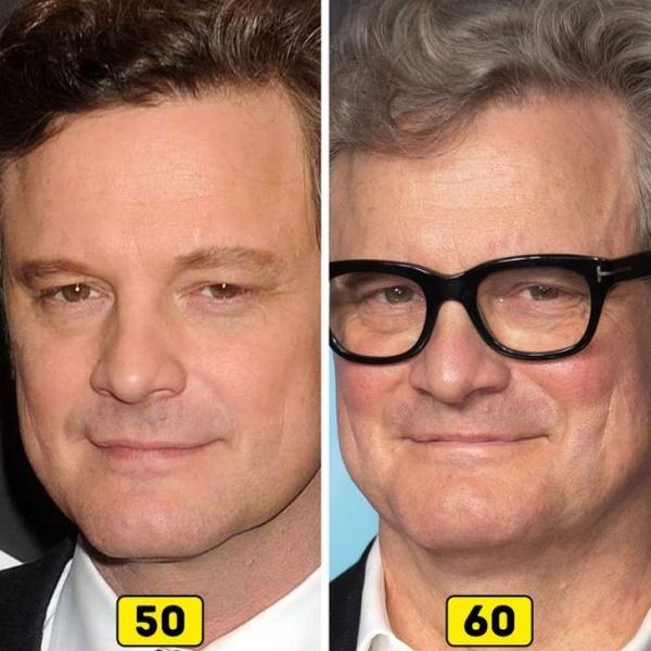 Как изменились лица всемирно известных звёзд за 10 лет