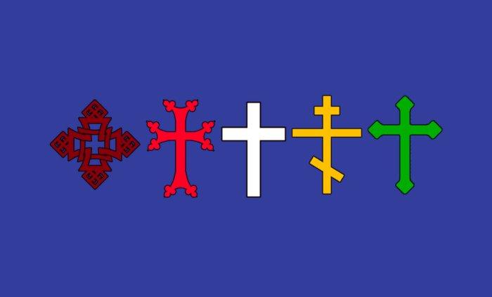 Крупнейшие религиозные направления христианства и чем они отличаются