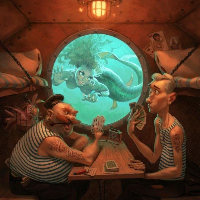 Сатирические и злободневные иллюстрации от Вальдемара Казака
