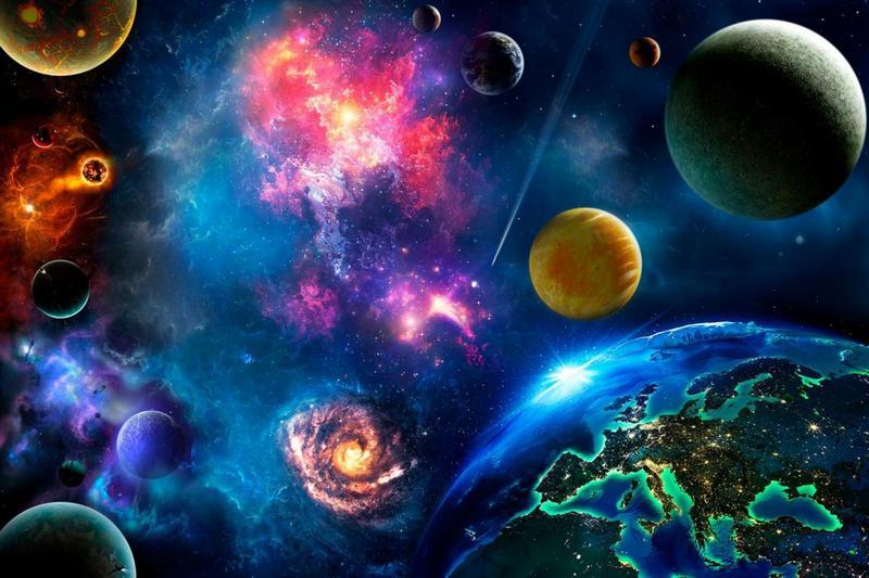50 любопытных фактов о космосе