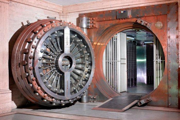 Что американцы хранят за дверями самого надежного сейфа в мире?