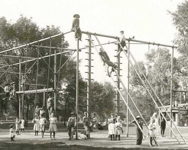 Детские снимки из прошлого, от которых сегодня волосы встанут дыбом