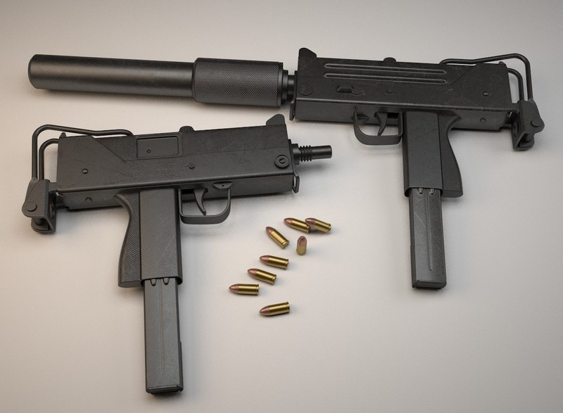 Лучшие среди пистолетов-пулеметов нашего времени