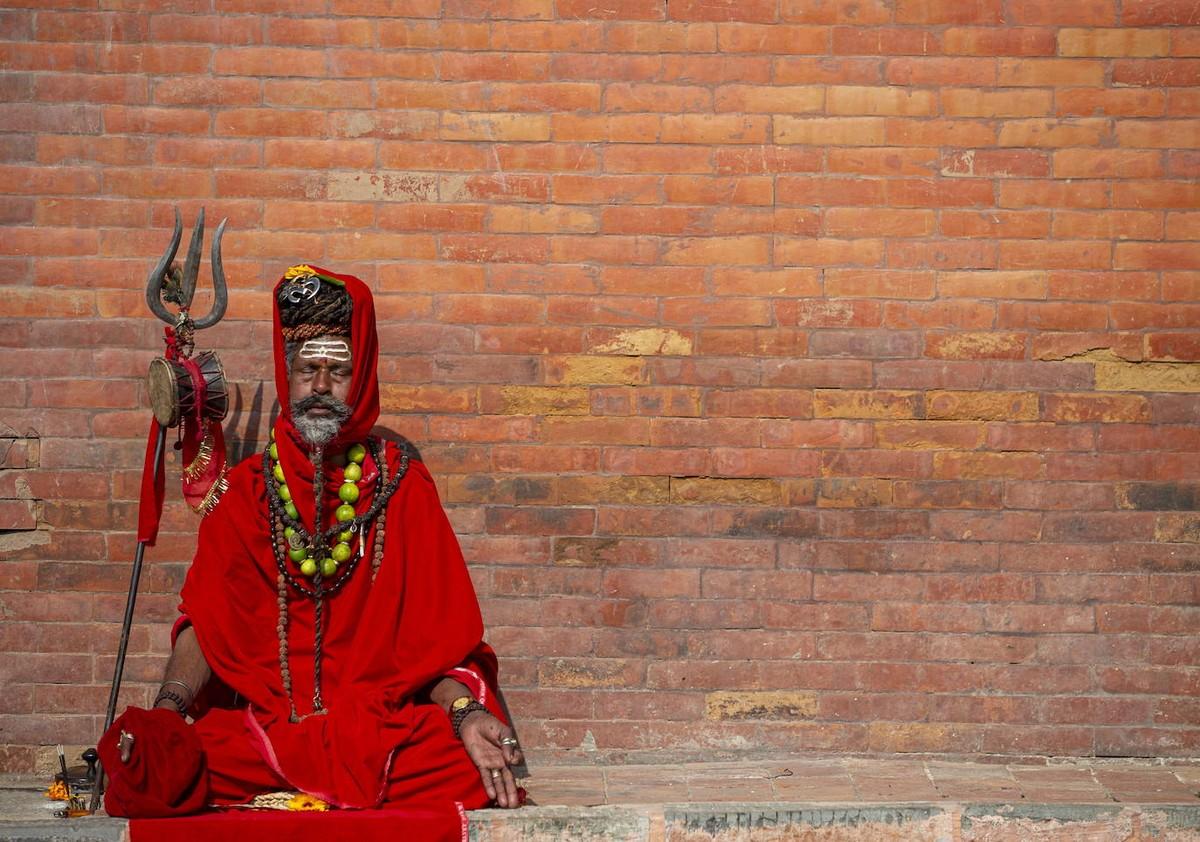 Праздник в честь бога Шивы в Индии 2021