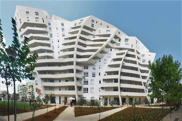 Примеры самой невероятной архитектуры со всего мира