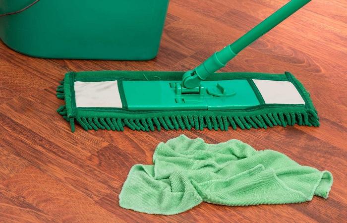 Простые продукты, которые можно и нужно использовать в уборке