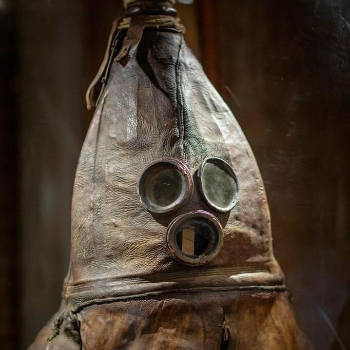 «Старый джентльмен»: один из самых необычных костюмов XVIII века