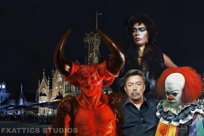 Актеры и их культовые персонажи из фильмов ужасов