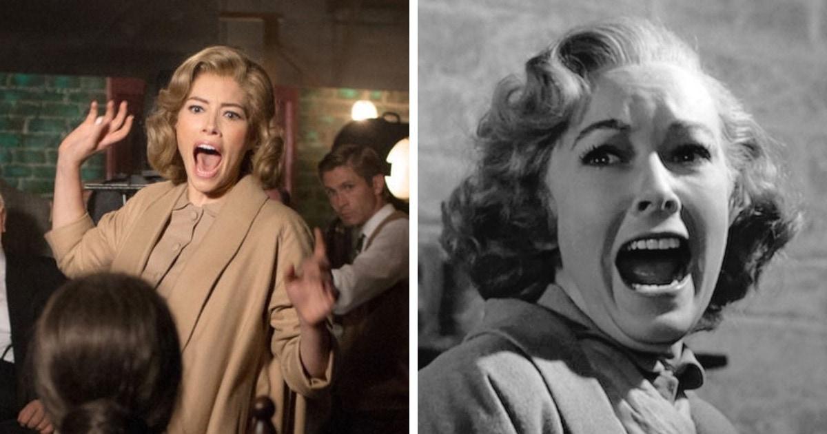 Актеры, которые убедительно перевоплотились в кинознаменитостей прошлого