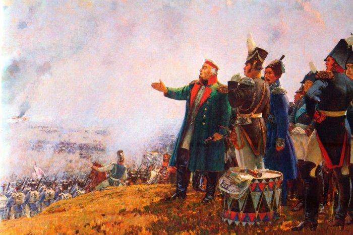 Что делала русская армия после победы над Наполеоном?