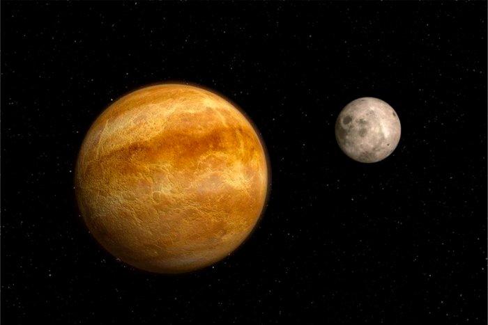 Что может произойти, если заменить Луну другой планетой?