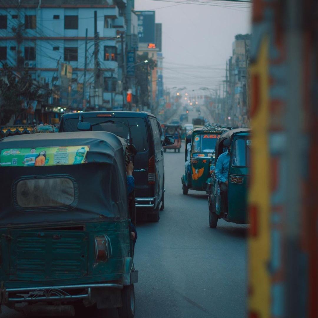 Городские и уличные снимки от Лаймона Фана