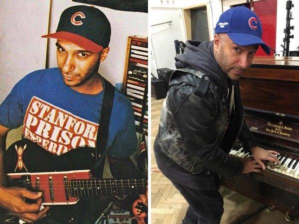 Как изменились знаменитые рок-музыканты 90-х и 00-х
