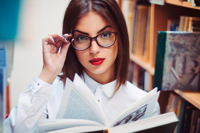Как понять, что женщина умная?