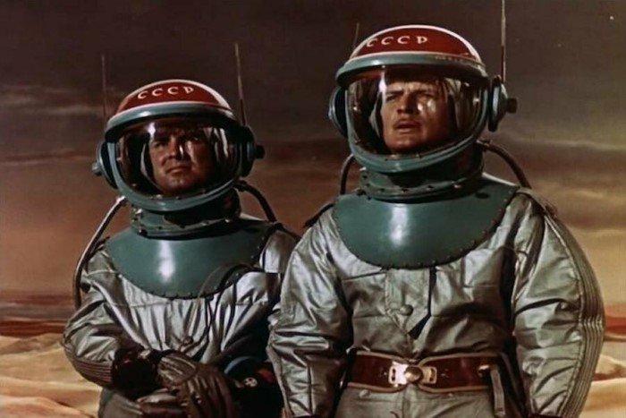 Как снаряжали советских космонавтов в полет