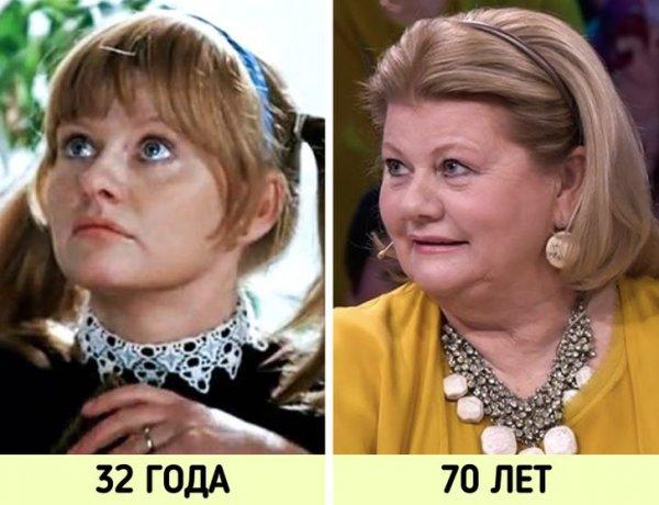Культовые советские актеры на снимках тогда и сейчас