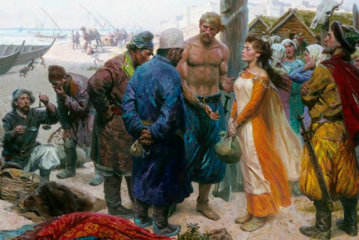 Почему казаки покупали девушек у кочевников?