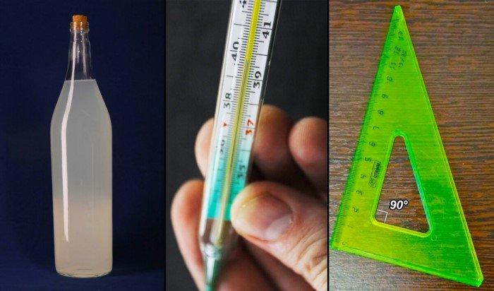 Почему крепость алкоголя, температуру и углы измеряют в градусах?