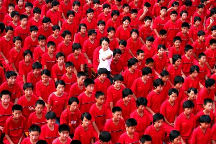 Почему же китайцев так много?