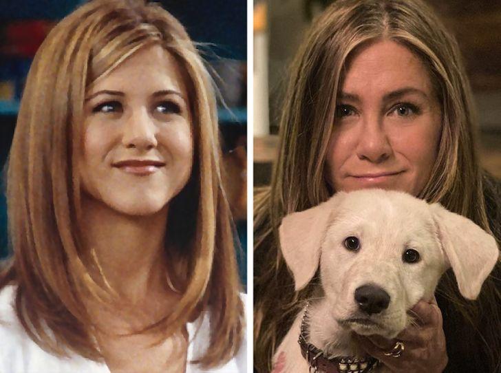 Актеры сериала «Друзья» тогда и сейчас на снимках
