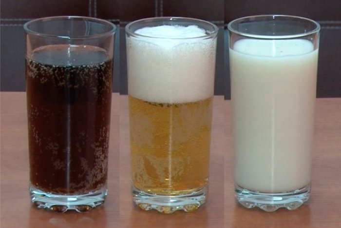 Можно ли опьянеть от кваса или кефира?