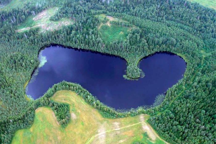 Озеро Бросно — самый опасный водоем в Росиии?