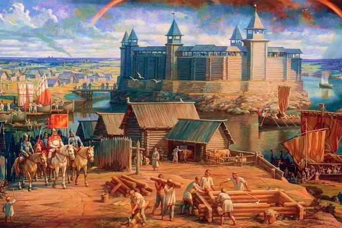 По какой причине исчезла Киевская Русь?
