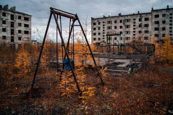 Пять безумных заброшенных мест России