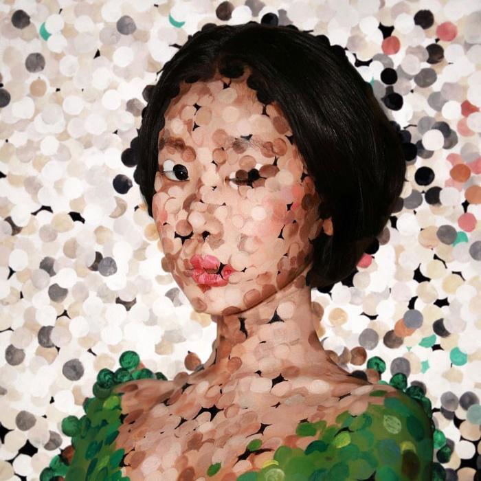 Сюрреалистические иллюзии от южнокорейской художницы Даин Юн