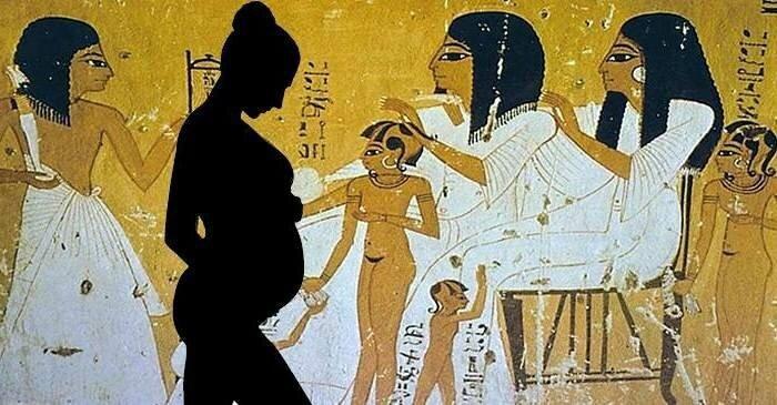 Как работал простейший древнеегипетский тест на беременность