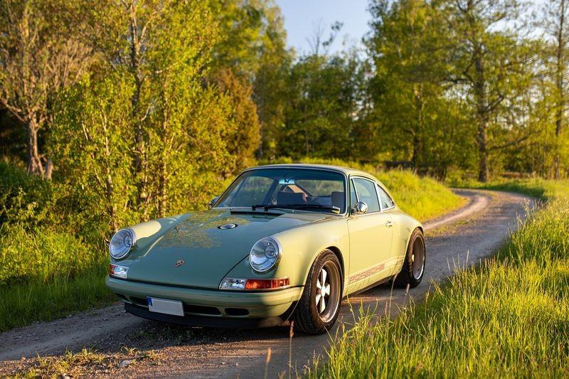 "Рестомод Singer ""Brooklyn Commission"" Porsche 911"