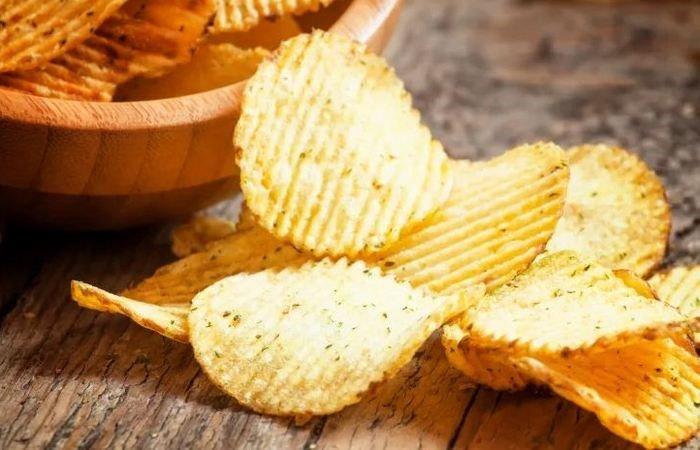 Самые любопытные факты о картофельных чипсах