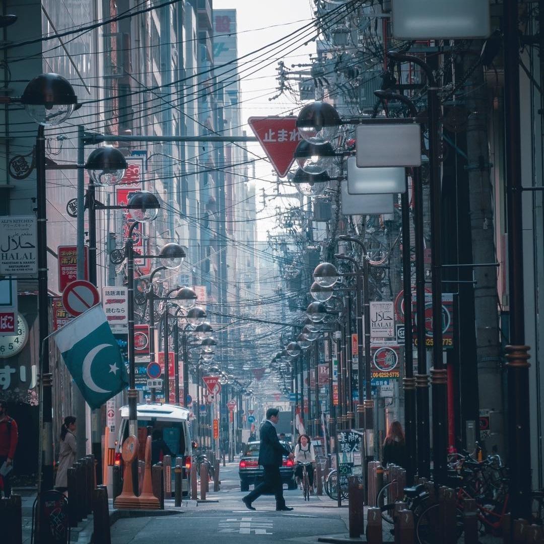 Уличные и природные пейзажи из путешествий Дэниела Нг