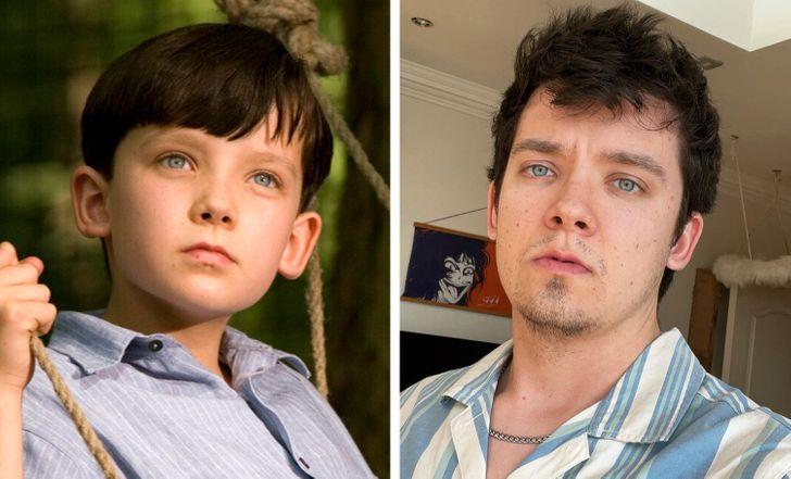 Как сейчас выглядят актеры, которых мы привыкли воспринимать детьми