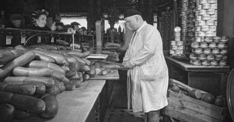 Как в СССР делали ливерную колбасу?