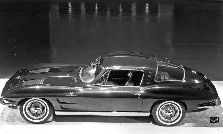 Несостоявшийся проект 4-х местного спорткара Chevrolet Corvette