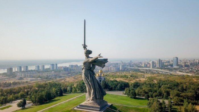 Пять самых жарких городов России