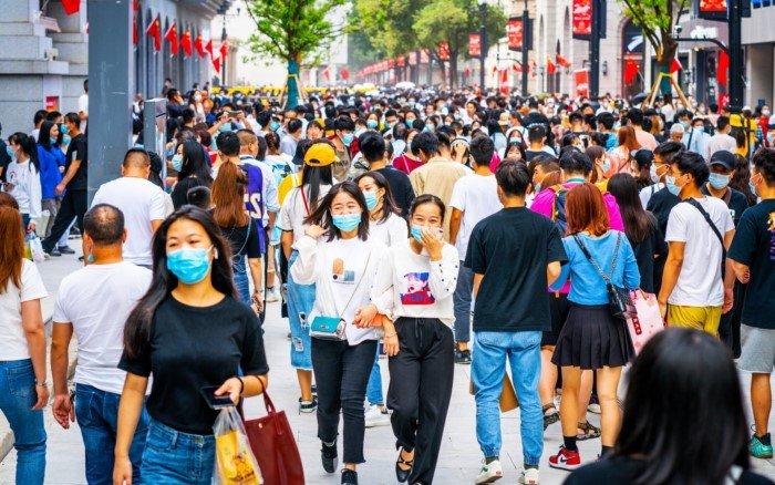 Шесть крупнейших народов, проживающих в Китае