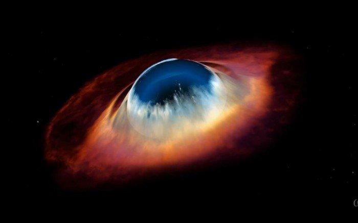 Что «фонит» по всей Вселенной чуть ли не с начала её существования?