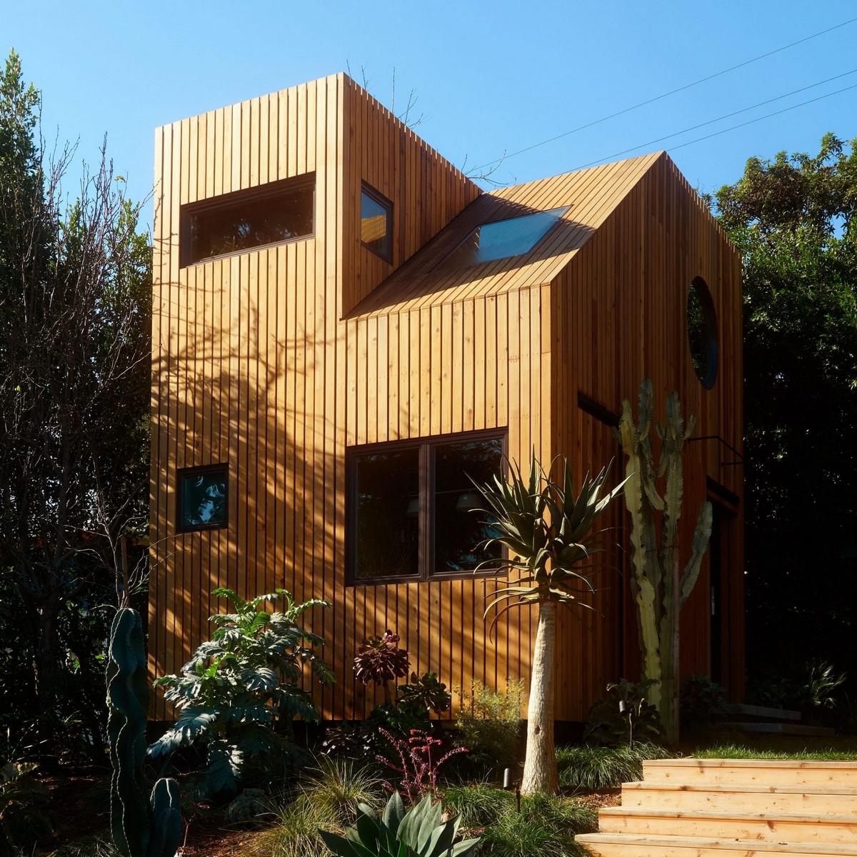 Гостевой дом для работы и отдыха в районе Лос-Анджелеса